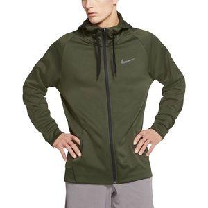 New Nike Therma Full Zip Training Hoodie Size XL